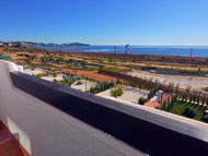 3 bedroomed 2 bathroom family townhouse for rent, only 5 minutes walk to shops,cafes and beaches. San Juan de los Terreros. Almeria. Spain